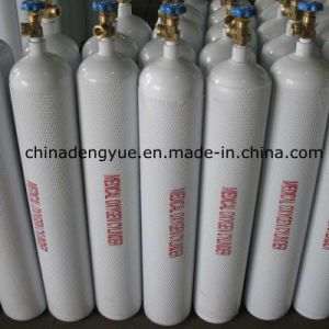 Water Capacity Liter Steel Oxygen Cylinder Tanks pictures & photos