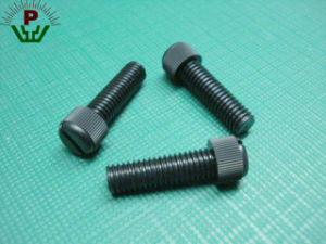 Nylon Plastic Knurled Thumb Adjustment Screw