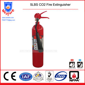 5lbs CO2 Fire Extinguisher pictures & photos