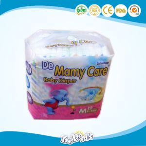 Cheap Price Hot Selling Magic Tape Disposable Baby Diaper for Pakistan pictures & photos