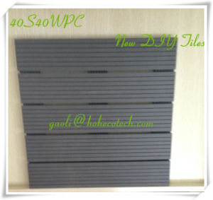 WPC Backing Board for DIY Tiles 400*400 Outdoor Balcony WPC Deckings pictures & photos
