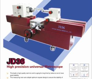 High Precision Universal Metroscope/ Length measuring machine (JD36/ JD36-H) pictures & photos