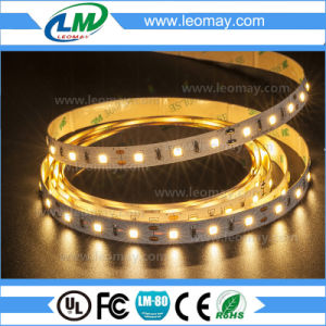 IP20 Super Brightness Dimmable SMD3528 LED Strip 80-90LM/W Decorate Light pictures & photos