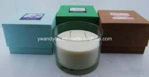 Personalized Scented Soy Wedding Gift Candles with Luxury Box pictures & photos