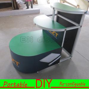 Custom Modular Portable Trade Show Exhibition Display Combination Counter pictures & photos