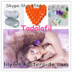 99% Purity Male Sex Enhancement Steroid Hormone Powder Tadalafil 171596-29-5 pictures & photos