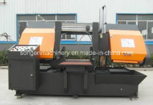 Double-Column Horizontal Band Saw Machine, pictures & photos