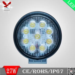 27W Classic & Practical LED Auto Light (HCW-L2713)