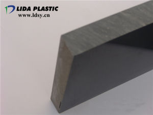 Rigid PVC Plastic Sheet (RAL7011) pictures & photos