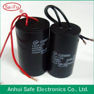 Cbb60 Capacitor 250VAC 50/60Hz 25/70/21 pictures & photos