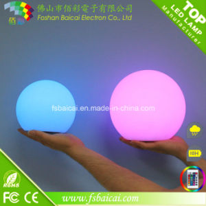 Floating LED Light Ball 50cm pictures & photos
