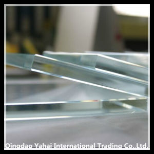 4mm Building Ultra-White Clear Float Glass pictures & photos