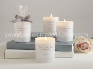 Bamboo & Jasmine Pure Organic Soy Wax Massage Candles pictures & photos