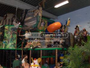 Cheer Amusement Children Indoor Underwater And Pirate Themed Playground (20130216-003-C-3) pictures & photos