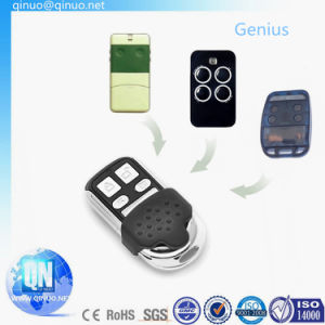 Compatible with Genius 4 Button Rolling Code RF Remote Control Qn-RS027X pictures & photos