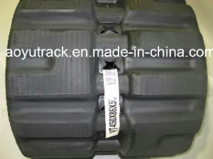 Mini Excavator Rubber Track Size 300 X 55.5 X 76 pictures & photos