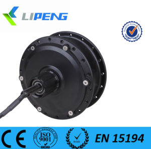 Brushless Electric Bike Rear Wheel Hub Motor for Electric Bicycle
