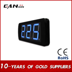 [Ganxin] Blue LED Display Digital Wall Timer pictures & photos