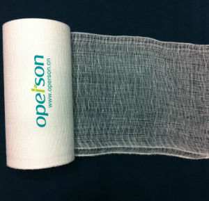Ce Approved Medical Absorbent Gauze Bandage pictures & photos