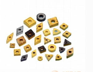 Tungsten Carbide Indexable Cutting Inserts pictures & photos