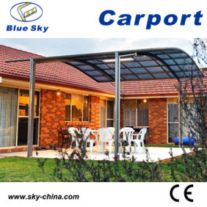 Outdoor Aluminium Frame Canvas Carport with Good Waterproof pictures & photos