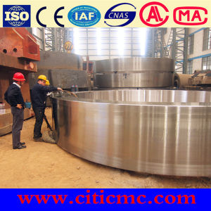 Cement /Lime Rotary Kiln Tyre pictures & photos
