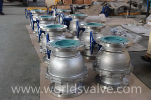 CF8 Ball Valve (WDS) pictures & photos