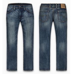 Middle East Style Men′s Fashion Stretch Spandex Denim Jeans