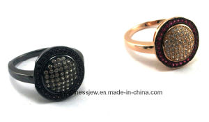 Promotional Top Quality Mexican Silver Jewelry Ring Wholesale R10146 pictures & photos