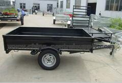 7x4 Box Trailer (CT0085B) pictures & photos