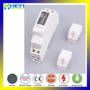 Single Phase Energy Meter Vdo Hour Meter pictures & photos