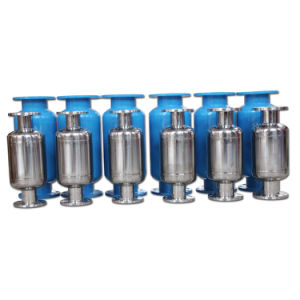Carbon Steel Material Strong Water Magnetic Filter for Pipeline pictures & photos