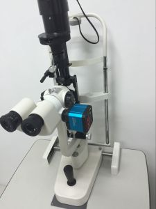Yz5f1 Slit Lamp Microscope pictures & photos