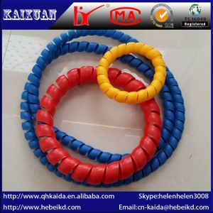 Manufacturer Selling Directly Wear Resistant Spiral Wrap Hose Protectors pictures & photos