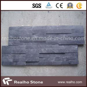 Nature Black Slate Culture Stone for Wall Cladding Tile