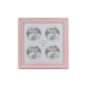 Collage Wooden Picture Frame for Baby Gift pictures & photos
