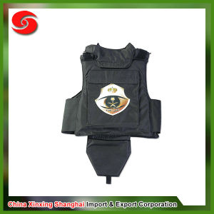 Superior Quality Nij Iiia Black Ballistic Jacket, Bulletproof Vest pictures & photos
