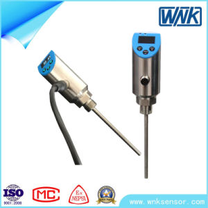 Industrial Temperature Transmitter with Switch Function, 2 PNP+4~20mA+ Modbus Output pictures & photos
