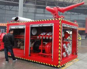 Fire Fighting Equipment Container/ Marine Fire Fighting Device pictures & photos