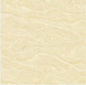 Yellow Color Polished Porcelain Floor Tile pictures & photos