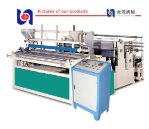 Tissue Paper Cutting and Rewinding Machine, Good Rewinder Cutter pictures & photos
