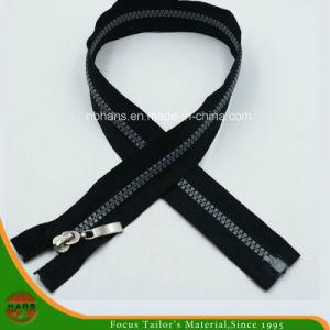 5# Non-Lock Open-End Plastic Zipper (HAZR0002) pictures & photos