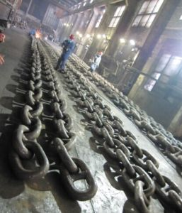 High Quality Stainless Steel Chain Cable / Anchor Chain pictures & photos