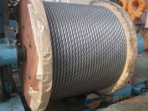6X37+Iws/Iwrc Stainless Steel Wire Rope Flexible Strand pictures & photos
