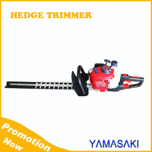 Double Reciprocation Blade Action Gasoline 23cc Hedge Trimmer pictures & photos