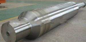 Alloy Steel Forged Steel Shaft for Hydraulic Generator pictures & photos