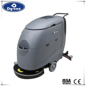 Huge Tank Clean-in-Place (CIP) Big Mouth Floor Scrubber for Hospital002 pictures & photos