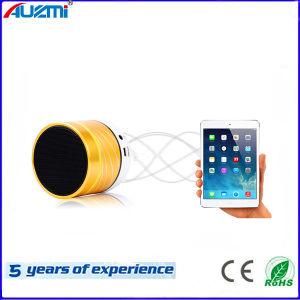 LED Seven Color Light Mini Wireless Bluetooth Speaker