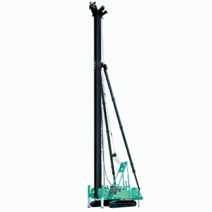 Pile Driving Rig Foundation Machine