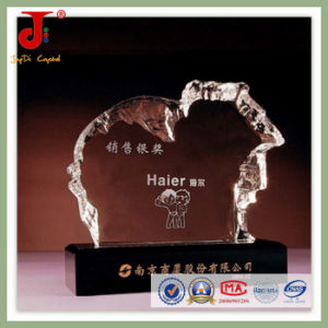 High Quality Crystal Block Iceberg (JD-CB-317) pictures & photos